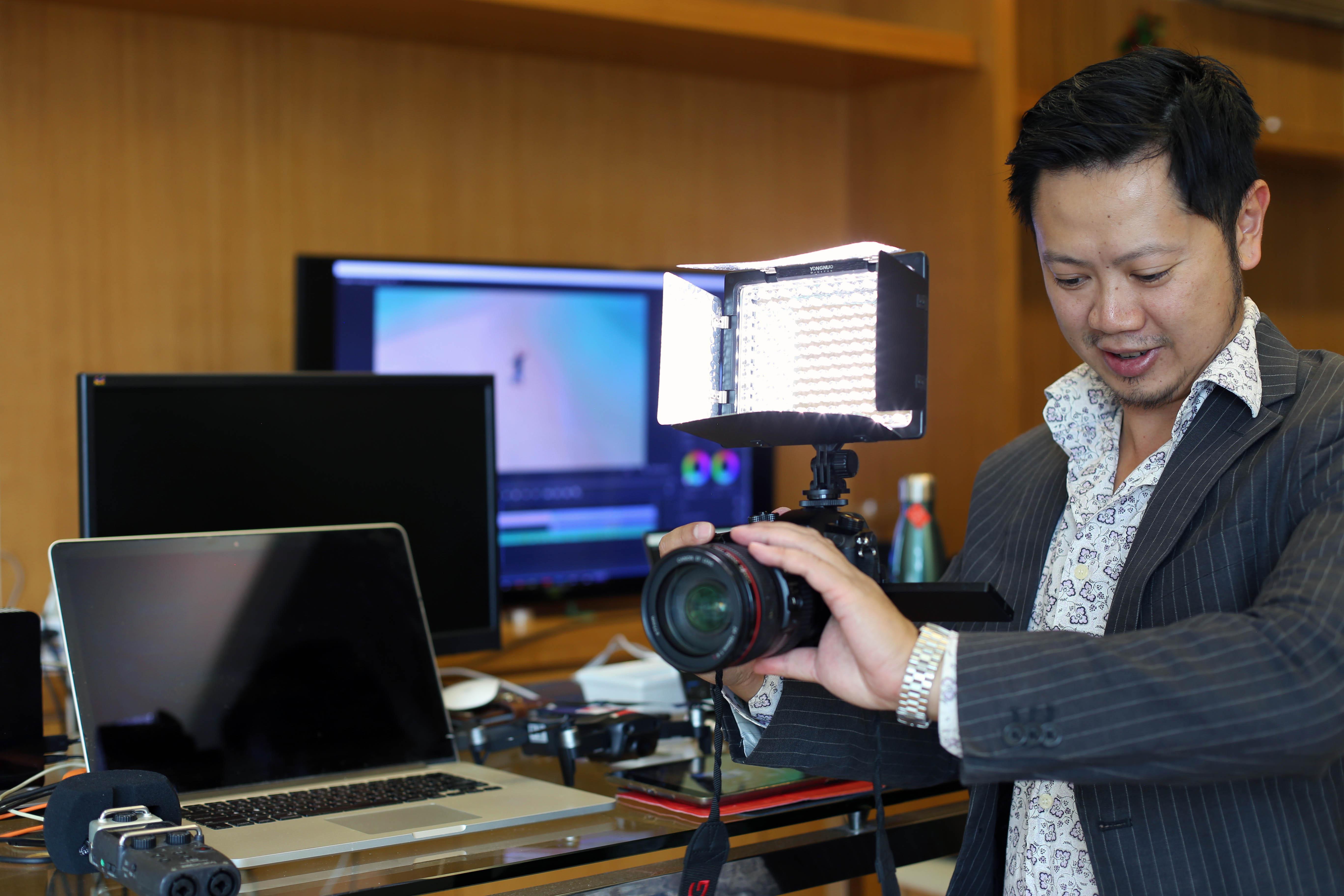 videographer in melbourne australia