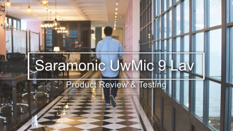 Saramonic UWMic 9 Lav Mic Product Review and Field Tests