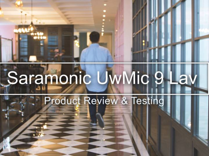 Saramonic UWMic 9 Lavalier Microhpone Product Review and Field Tests