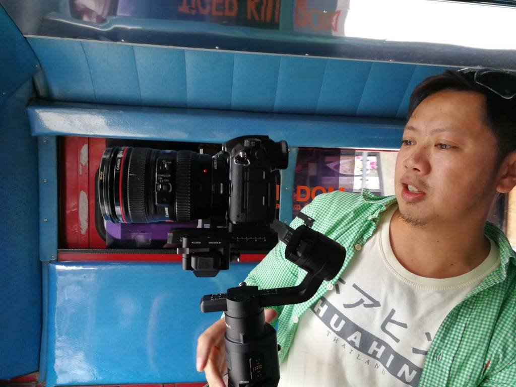 Bangkok Videographer thailand