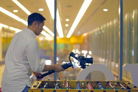 Learn gimbal video film-making