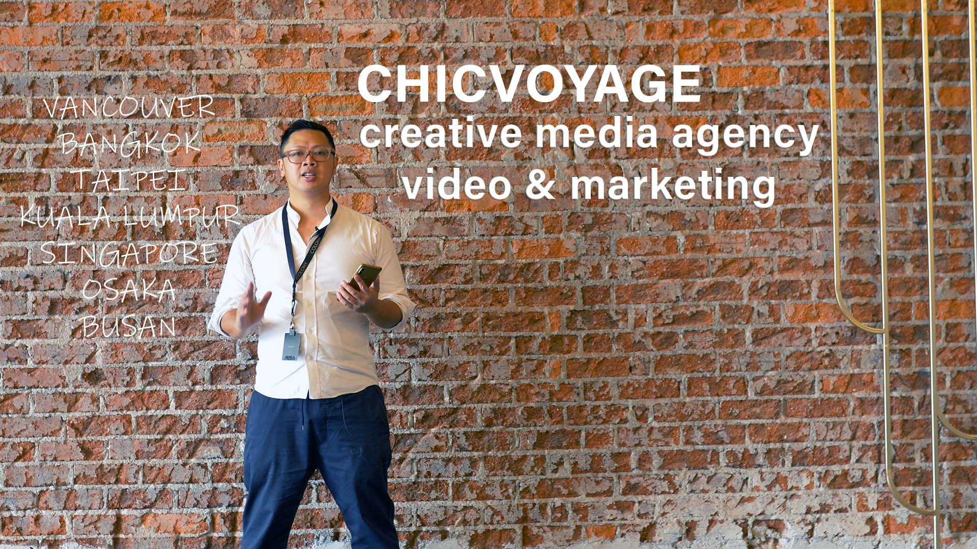 Creative media agency Asia