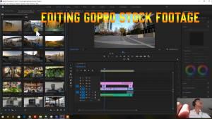 Editing Gopro Footage