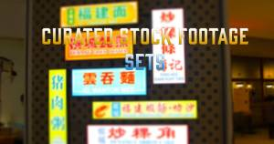 curated 4k stock footage