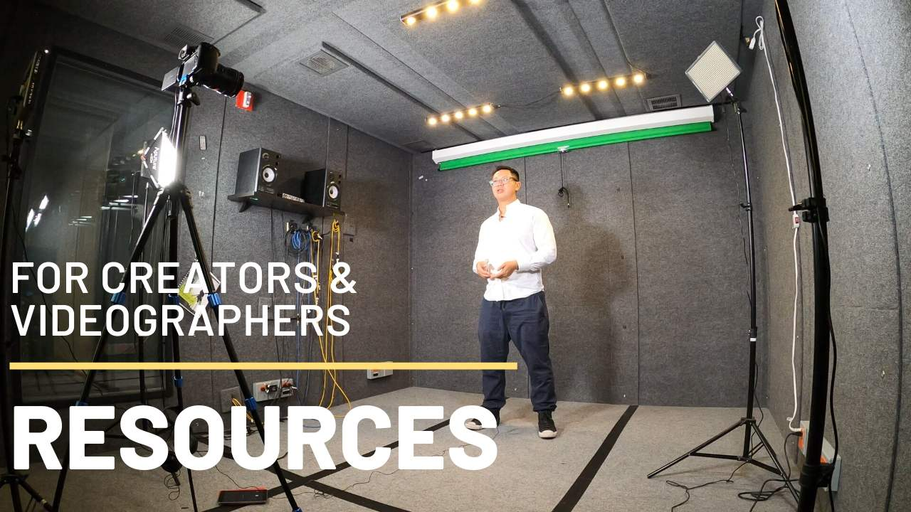 Resources for Videographers