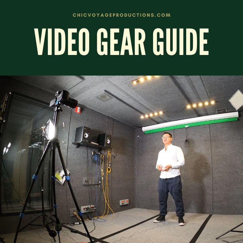 Video Gear Guide