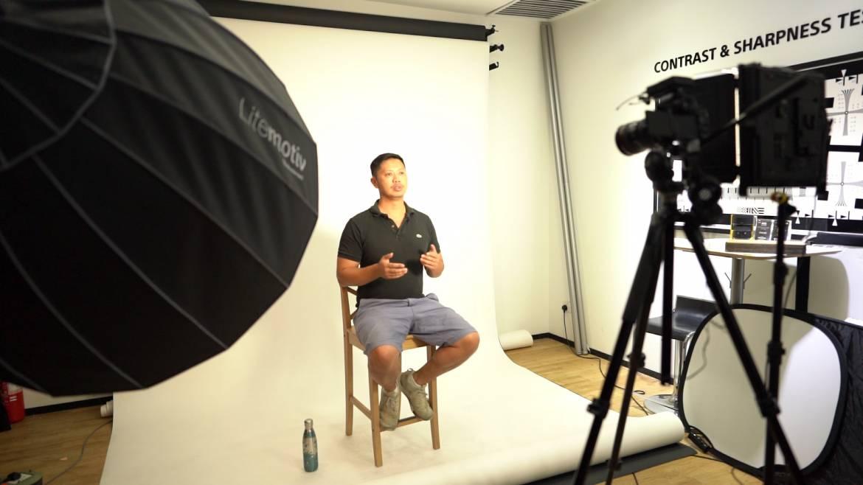 Videographer in Yokohama Japan