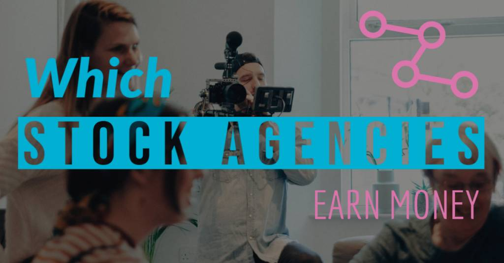 which stock agencies earn money