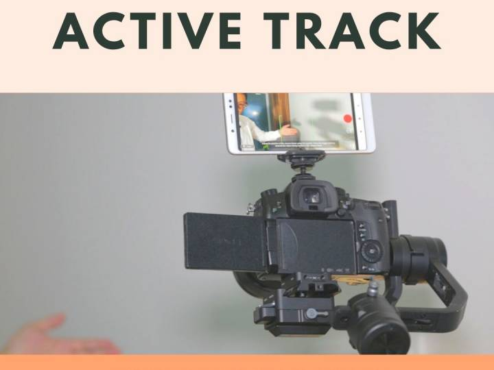 How to do Active Track and Force Mobile on DJI Ronin S