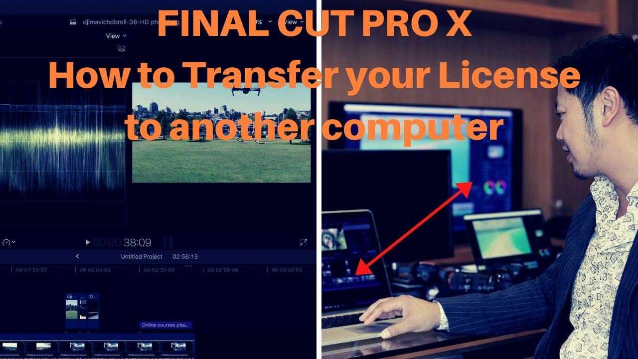 install final cut on multiple computers