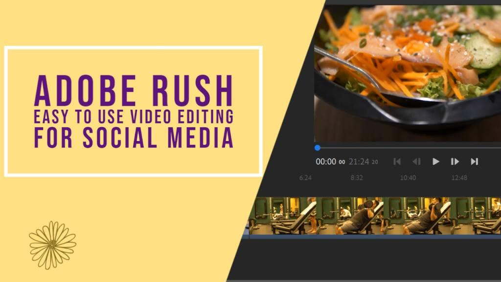 Adobe Rush - Online Course