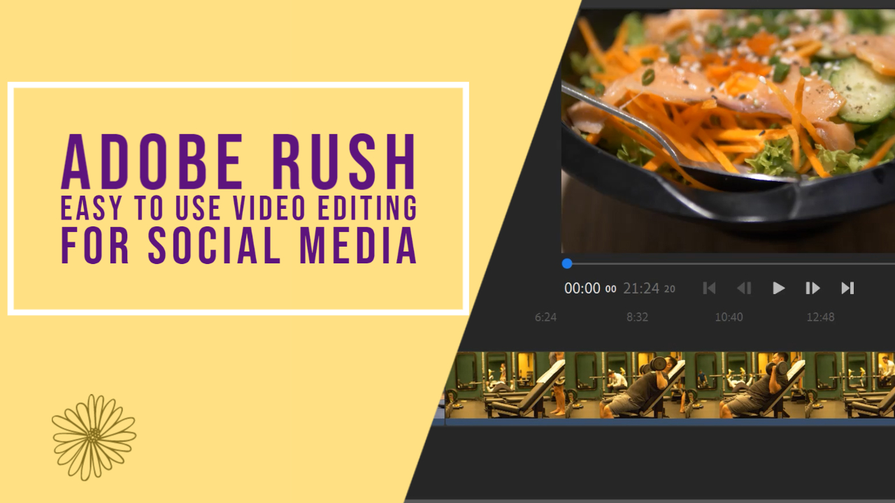 Adobe Rush - Online Course