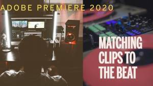 Adobe Premiere - match music beats to video clip