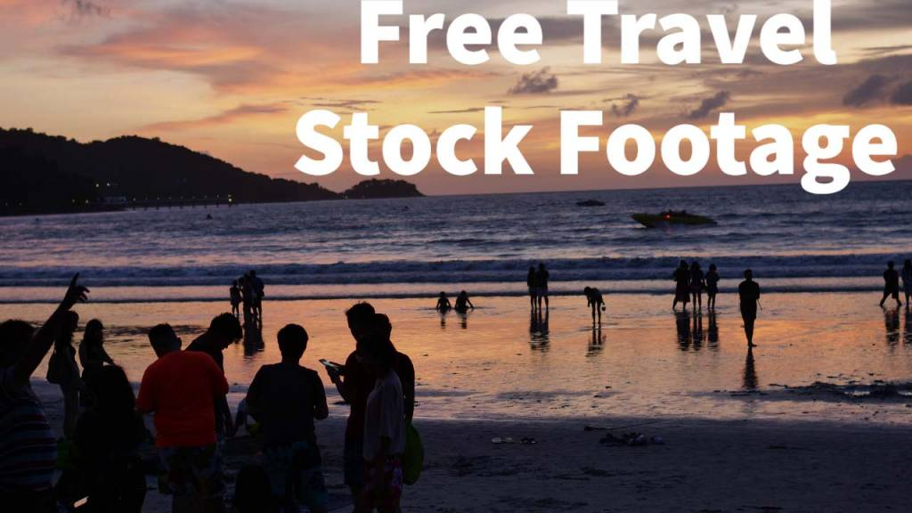 Free Travel Stock Footage