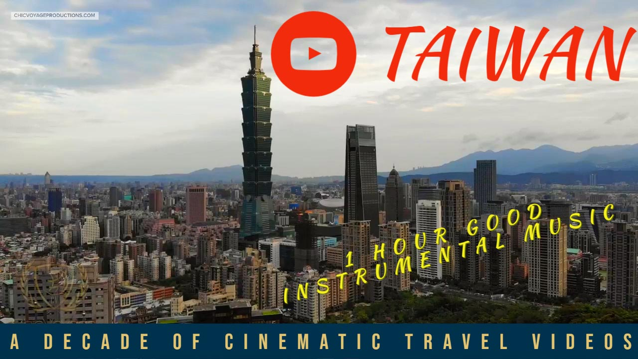 Taiwan Travel Stock Footage