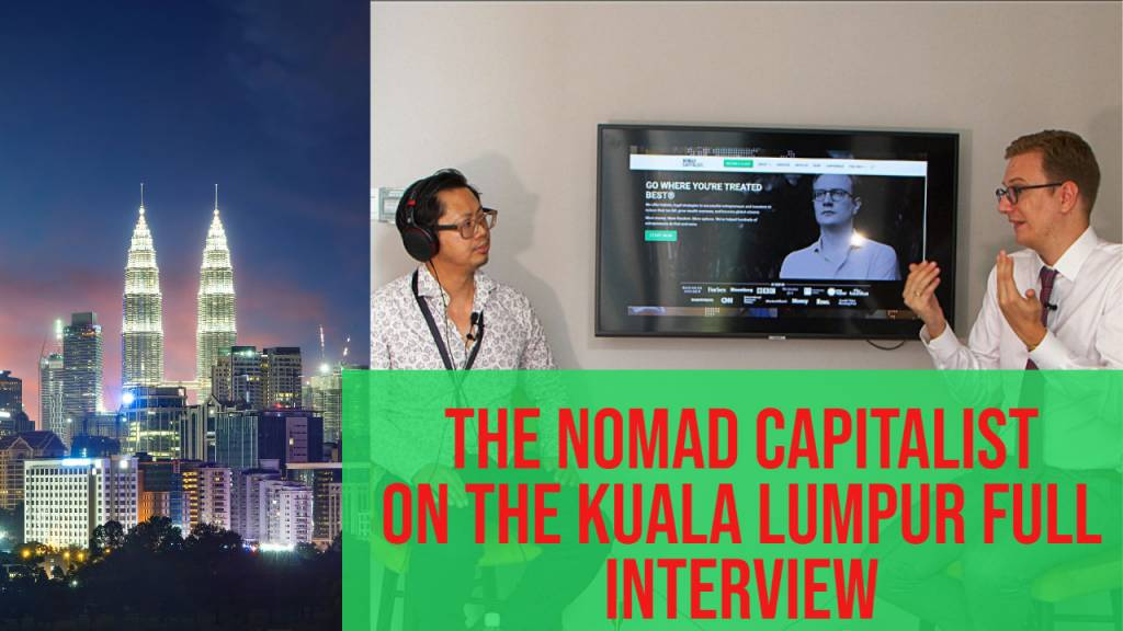 Nomad Capitalist Rare Interview