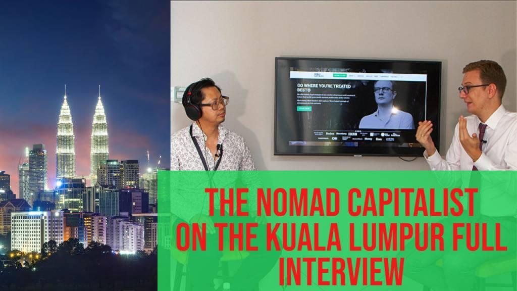 Nomad Capitalist Rare Interview