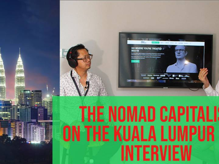 The Nomad Capitalist – A Rare Interview into his Mindset, Malaysia and the future for Digital Nomads