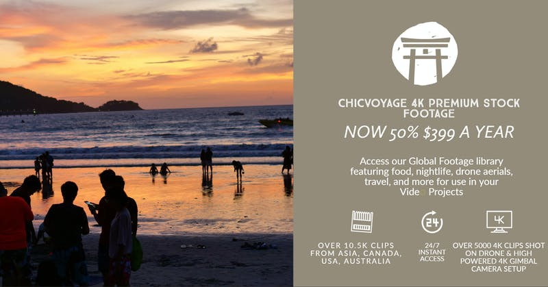 chicvoyage stock footage