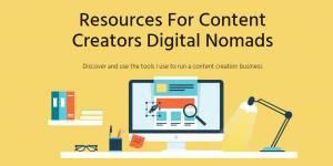 resources for content creators