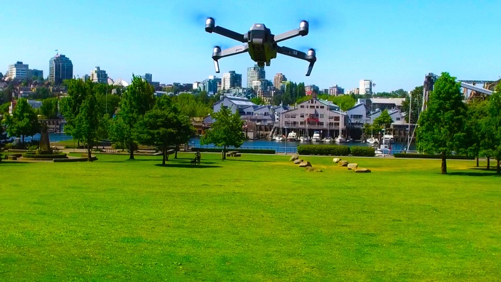 Free aerial videography course