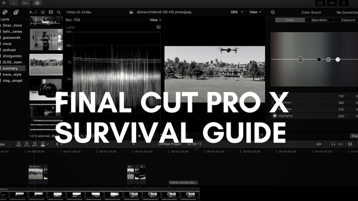 final cut video editing free course
