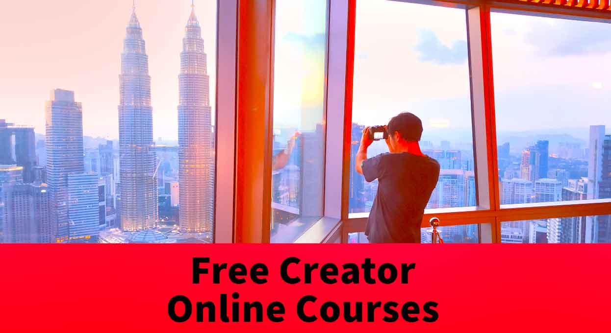 free videography courses