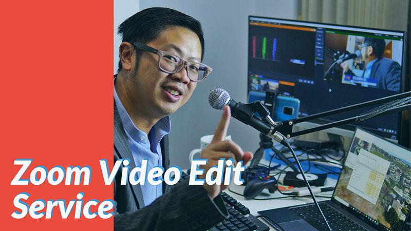 zoom video edit service