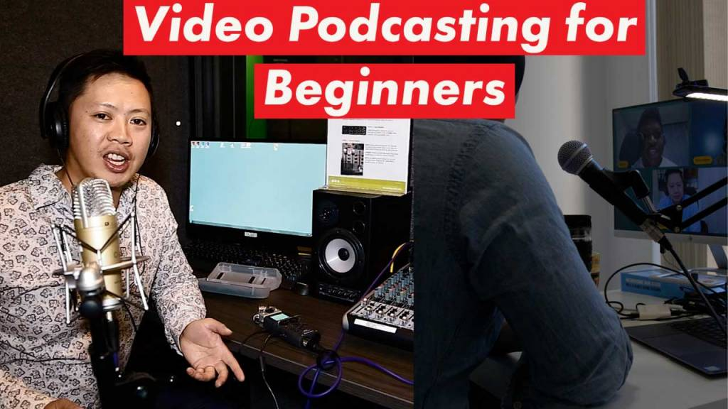 learn to video podcast