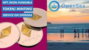 non fungible token minting service