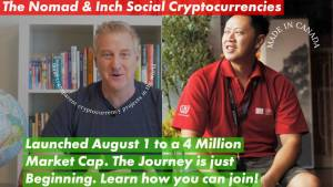 The nomad and inch coin